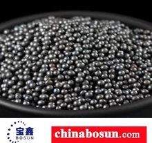 2017 good quality steel shot s330 for surface cleaning