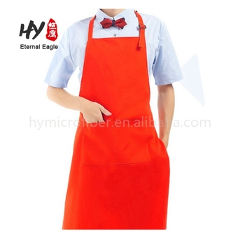 New style cooking cotton colourful pockets apron
