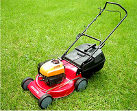"2015 new best 18"" Self-propelled HT510 lawn mowers grass cutting equipment"
