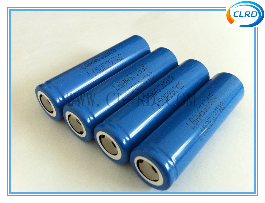High quality 3.7V ICR18650 lg 18650S3 2200mah rechargeable Li-ion battery