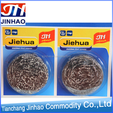 410 kitchen stainless steel scourer/cleaning ball/scrubber/pot scourer