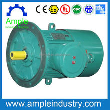 Factory made 132kw standard ac motor