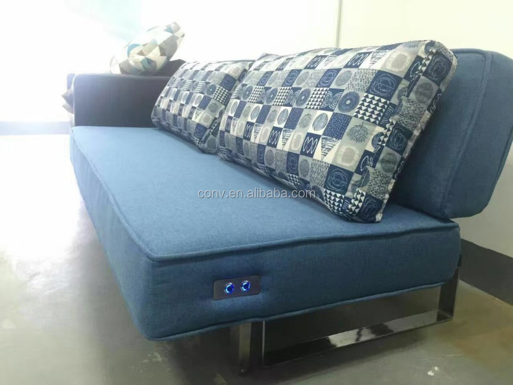 High Quality Electric Control Sofa Bed With Remote Control