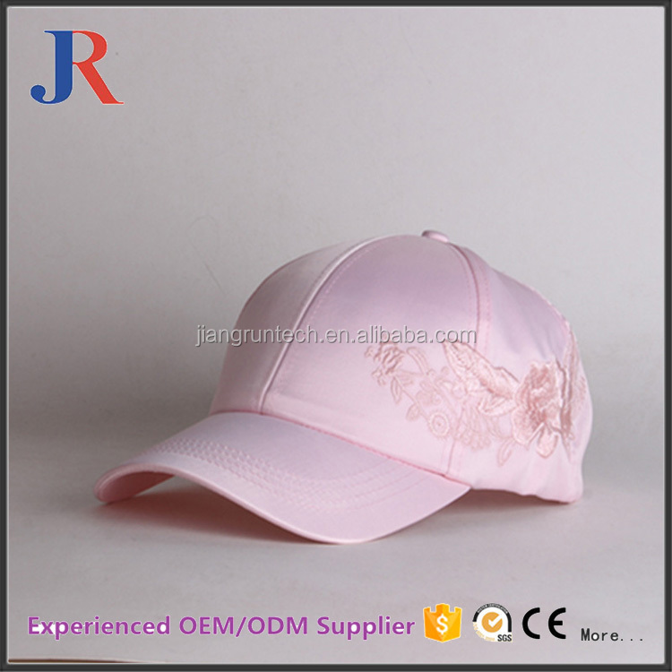 2017 the Best price high quality the cheap plain sport cotton wholesale custom baseball silk hat