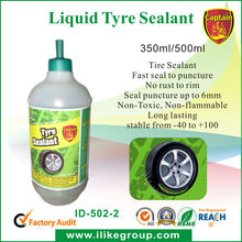 emergency tool Tire/tyre Sealant manufacturer/factory (ROHS certificate)