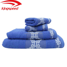 2017 high quality printed flower cotton bath towels
