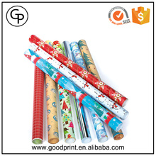 Custom all kinds wholesale tissue gift wrapping paper roll and sheet