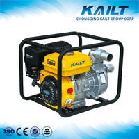 2016 new design gasoline engine driving 2 inch water transfer pumps
