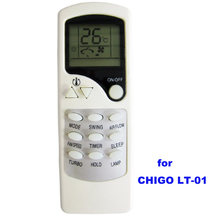 strong receiver use for CHIGO LT-01 Air conditioner LCD A/C remote control