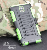 3 in 1 Military Style Future Stand Armor Impact Rugged Combo Case with Belt Chip For Samsung Galaxy J2 2016
