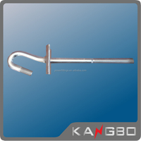 Alibaba china galvanized steel welding studs