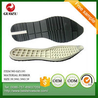 Rubber Shoe Soles Factory Directly For