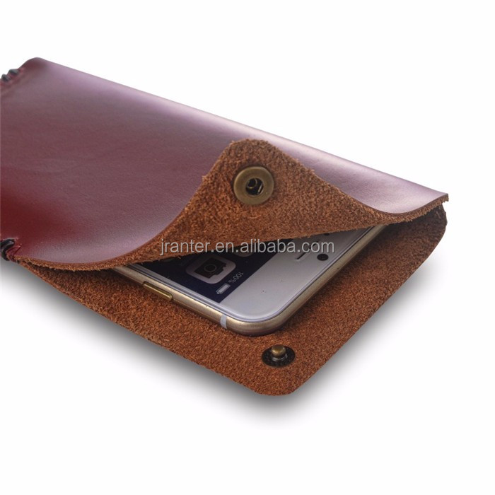 New for iPhone 6s Leather Case Custom for iPhone 6 Case Waterproof Shockproof