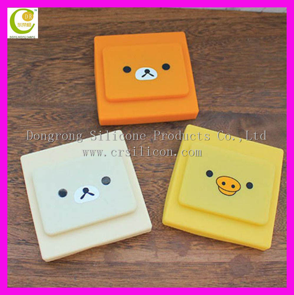 Newest superior quality customized silicone switch cover