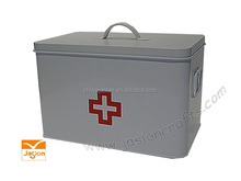 Metal First Aid Kit Box Medical First Aid Box made in china