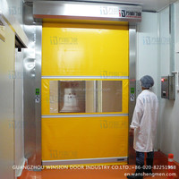 Automatic Electric Openning Factory Interior Door
