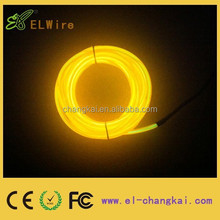 2015 New generation EL wire used for advertisement