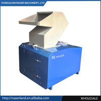 high strength industrial plastic can and bottle crusher