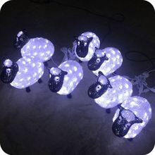 Christmas inflatables clearance led acrylic sculpture event decorations ideas