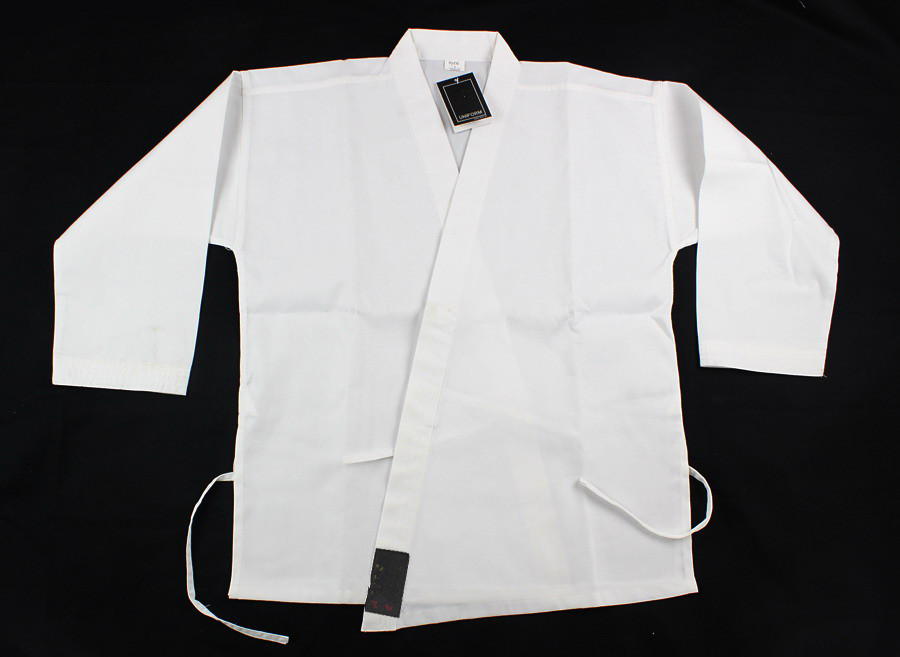 Martial arts white heavy weight arti marziali uniformi karate