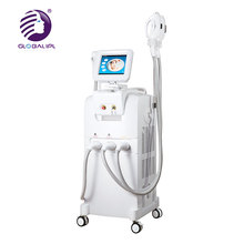 2016 hot sell hair remover machine beauty equipment skin rejuvenation auto derma led light