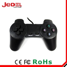 Black Cheap USB Wired Gamepad for Window PC Controller
