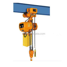 HSY type cheap 5 ton electric chain hoist with remote control