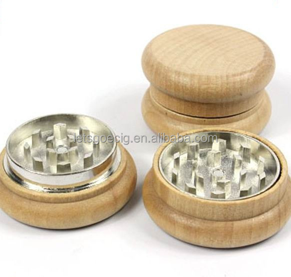 wholesale space case grinder,individual package wooden grinder for sale