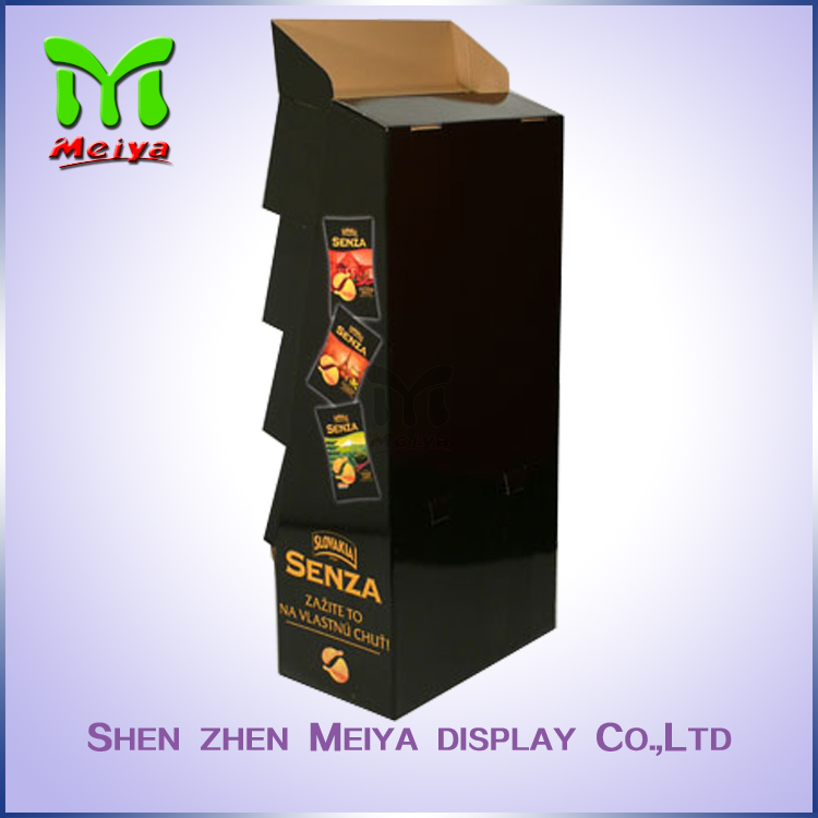 Customized LOGO store multi cells display stand for jelly candy with Long Service Life