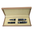 2Pcs Metal Ballpoint Pen And Roller Pen Set In One Box/Gift Ball Pen Set For Promotional