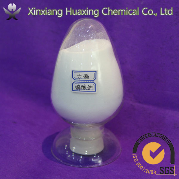 Manufacturer Price of Legal High Powder 68% Technical Grade Calgon For Water Softening Agent