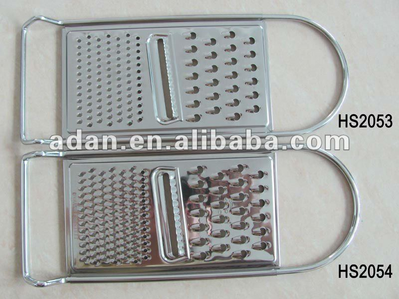 5# and 6# ss multi function vegetable grater and shredder