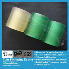 PVC Plastic Wrap Machine Stretch Film For Packaging Cables