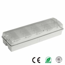 IP65 Rechargeable Emergency LED Battery Wall Light