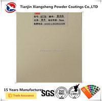Free Samples Exterior Thermosetting Polyester TGIC Powder Paint