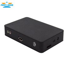 Partaker Linux Thin Client network terminal Cloud computer Mini PC Station FL100 All Winner A20 512MB RAM Linux 3.0 RDP 7.0