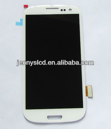 Lcd For Samsung Galaxy S3 I9300 Lcd Screen Complete Display White