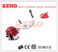 motor gasoline 31cc petrol brush cutter grass trimmer