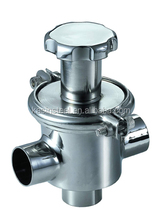 Stainless steel sanitary forged non return check valve