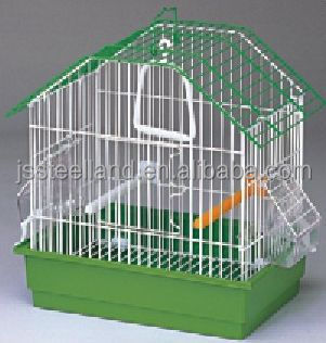 pet product folding welded wire various style/size/color bird cages