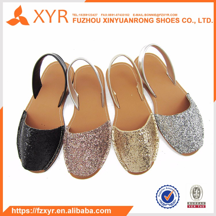 XYR High quality custom logo comfortable alomen pvc sandals