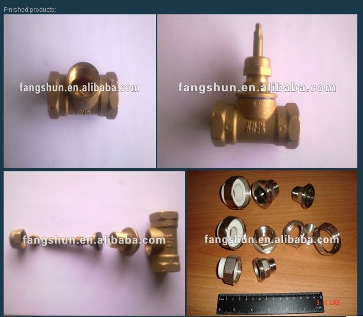 brass gate valve production machinery for sale