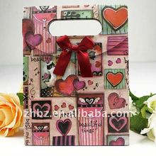 Colorful paper gift Bags
