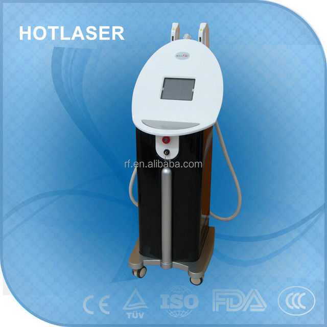 Permanentipl facial hair removal /Vascular Therapy age spot removerElight Equipment beauty machine