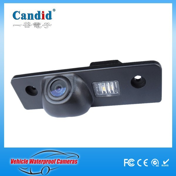 Back up camera system for Skoda Octavia 2010