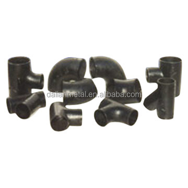 Astm a cast iron drain pipe fittings of dvt view