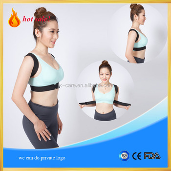 Hot sales underwear posture correction belt for Shoulder back posture support