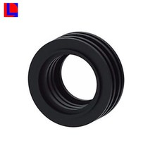 Custom size and color heat resistance rubber cone seal