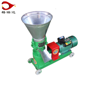 GKLP120B new model Philipine market feed pellet machine