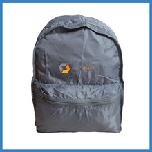 New design recycle lightweight waterproof foldable backpack